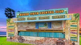BUENA VISTA COCKTAIL CLUB